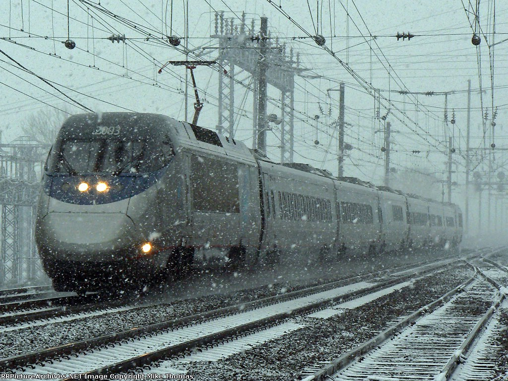 Amtrak's Northeast Corridor