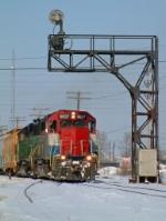 I&O signal CF&E train