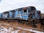 Conrail 6694 / Erie Lackawanna 3663