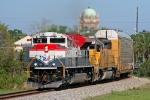 FEC #101 w/RailAmerica 104