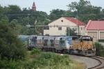 "FEC #141/Disney ""Christmas Carol"" Train"
