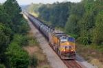 CSXT K475 Ethanol Train