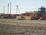 GE Power Sits in the CP Yard