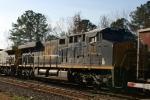 CSX 915 heads south on train N193