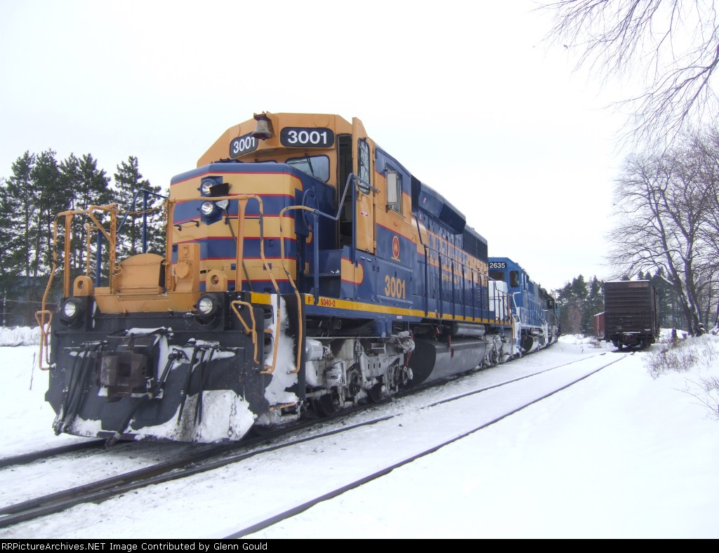 Z151 at Michigan Rail