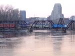 Marquette Rail on Ice