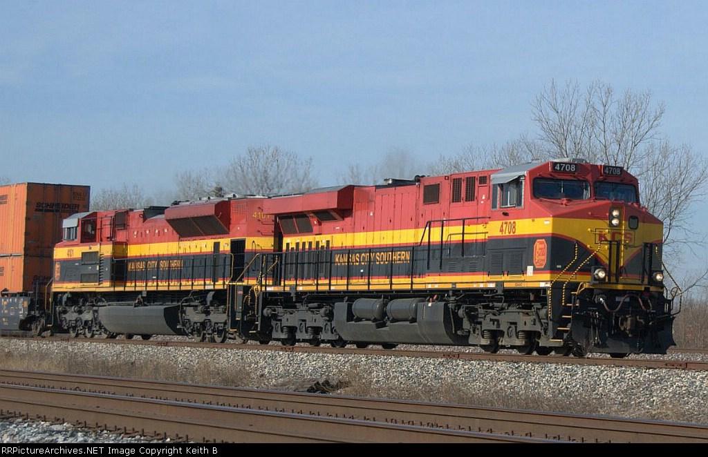 KCS 4708 and 4101