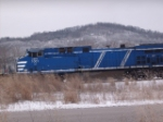 The Best Combination of White and Blue Since Conrail
