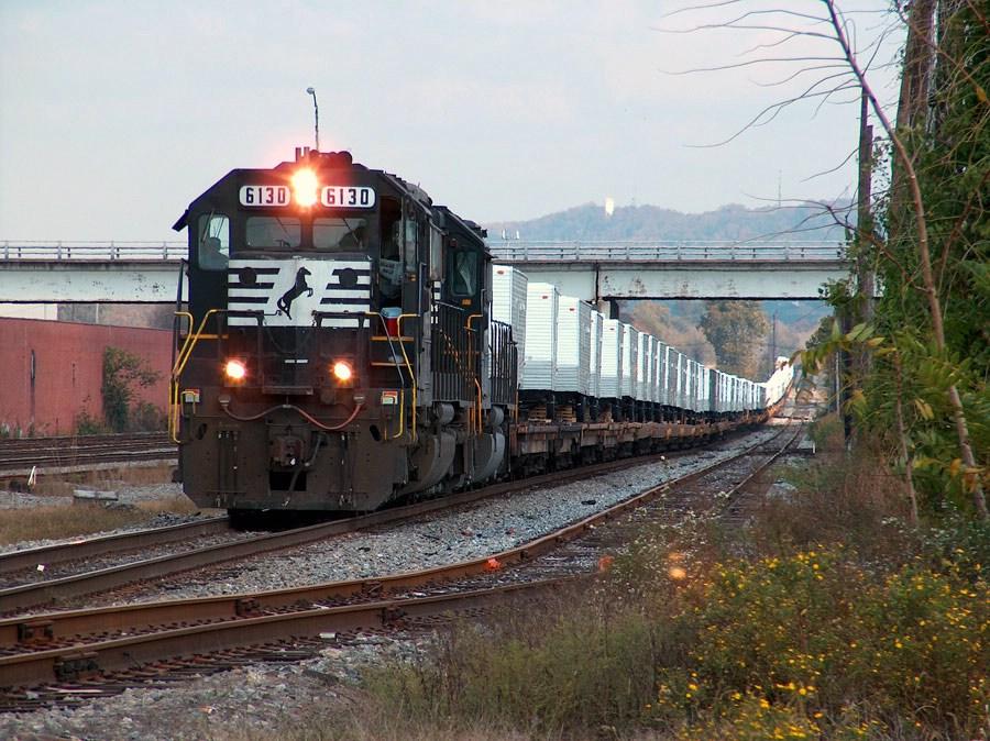 FEMA Train