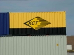KCT 40 ft CONTAINER