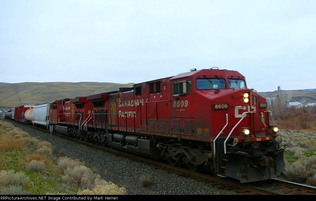 CP 8609 North