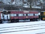 Erie Lackawanna Railroad Caboose