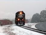 Rare Snow Day In Alexander City, AL