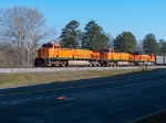 NS 337 Rolls Past Russell Corp.
