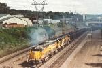 Coal train slogs upgrade