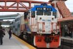 TRCX 813 (ex-NS) with Miami bound train #631