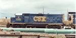 CSX 2382 YN3