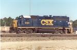 CSX 6104 (ex-B&O) YN3