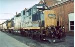 CSX 2749 (ex-CR 8133) YN3
