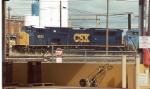 CSX SD80MAC 4601 YN3