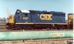 CSX 6487 (ex-C&O) YN3
