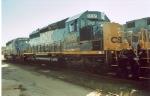 CSX 8137 New YN3 (ex-L&N)
