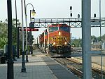 BNSF EB Intermodal passes