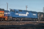 Ex EL SD45 in CR Blue/2