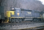 One of the Ex RDG GP39-2's that went to the D&H