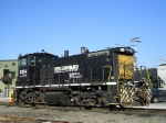 NS 2354 At Guest St Yard