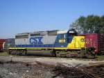 CSXT 8888 At New River Yard