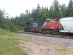 CN In Partridge Yard