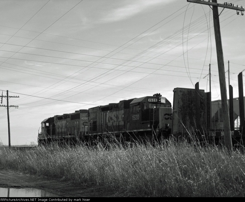 B&W at Chillicothe