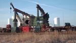 Heavy machine load