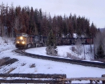 Eastbound Coal Train @ Kings Crossing