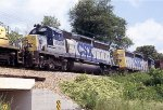 CSX 8060 on NB freight