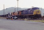 NB coal train with interesting consist
