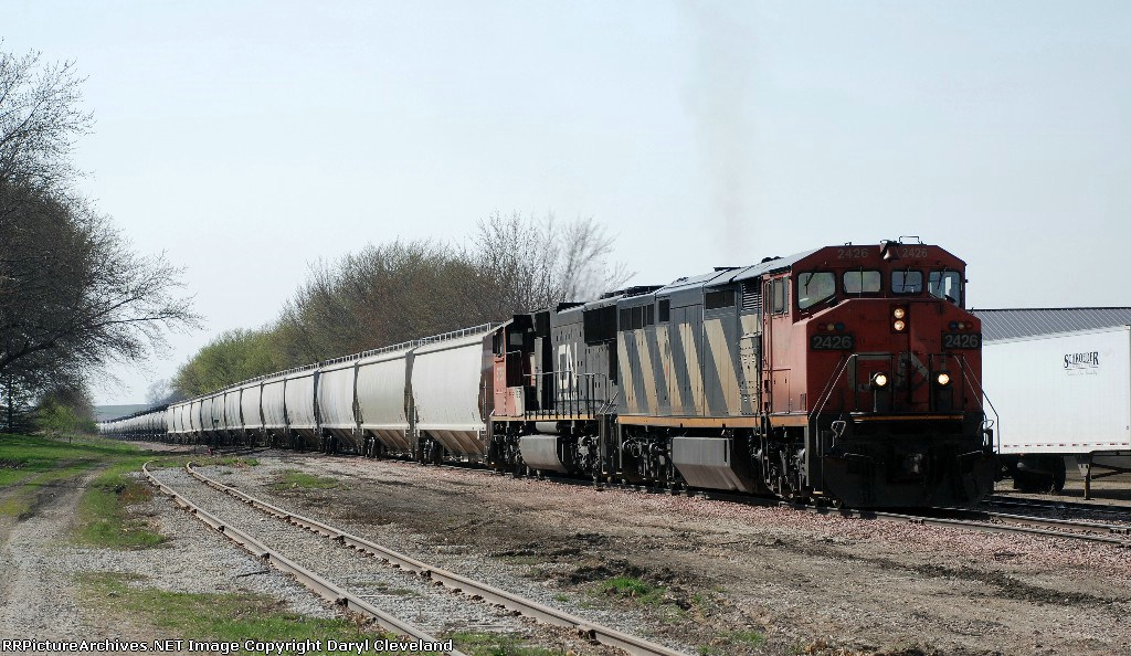 CN 2425 & CN 5735