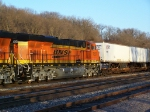 BNSF 7237 Is Part of a Z Train Lashup