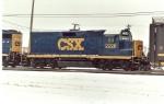 CSX 2228 YN3 (ex-C&O)