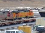 BNSF 5497