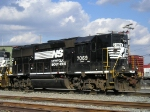 NS 7069 At Guest St Yard ( Local )