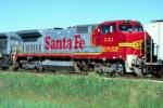 BNSF 543 in Corpus Christi, Texas