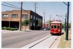Pre-Katrina shot of 2004 on N Carrollton
