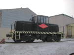 091206102 Un-numbered Progessive Rail PGR center cab GE 45-Tonner, former NSP 5