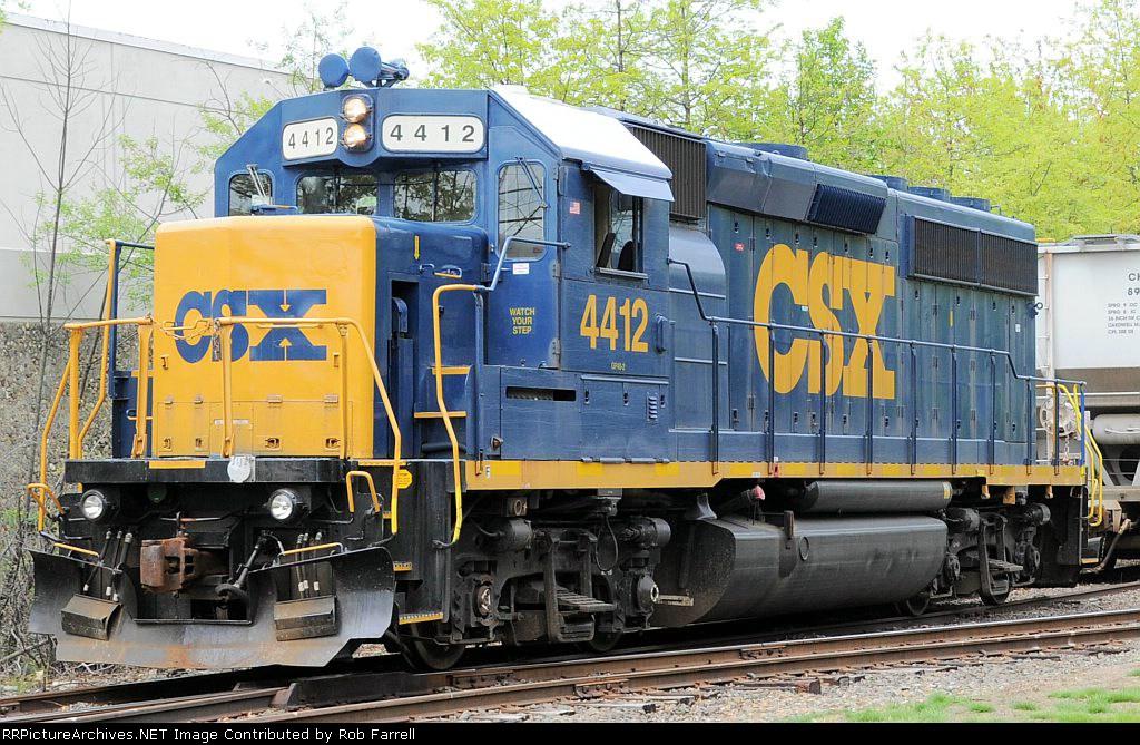 CSX 4412