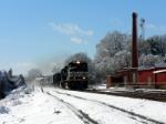 NS 154 Snow