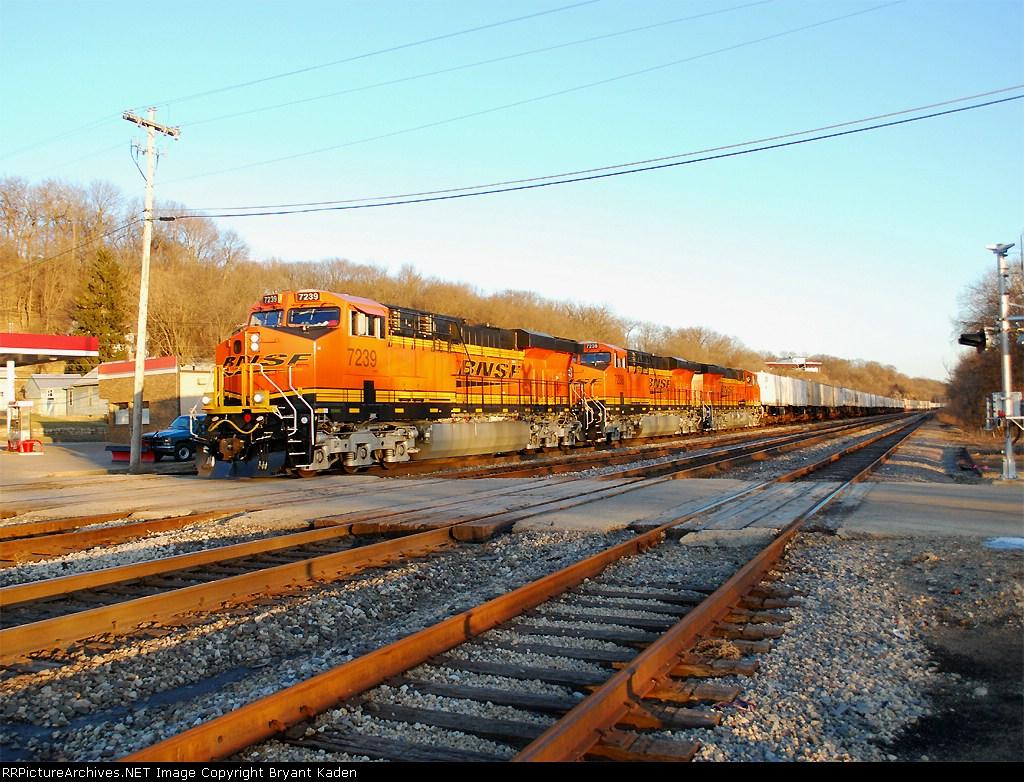 BNSF 7239