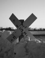Crossbuck on the Brooten Line