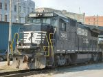 NS 3553 on switching duty